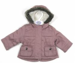 Kojenecká / batolecí dívčí bunda