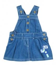Kojenecká riflová sukně