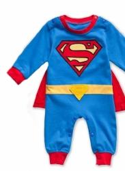 Kojenecké dupačky s motivem Supermana