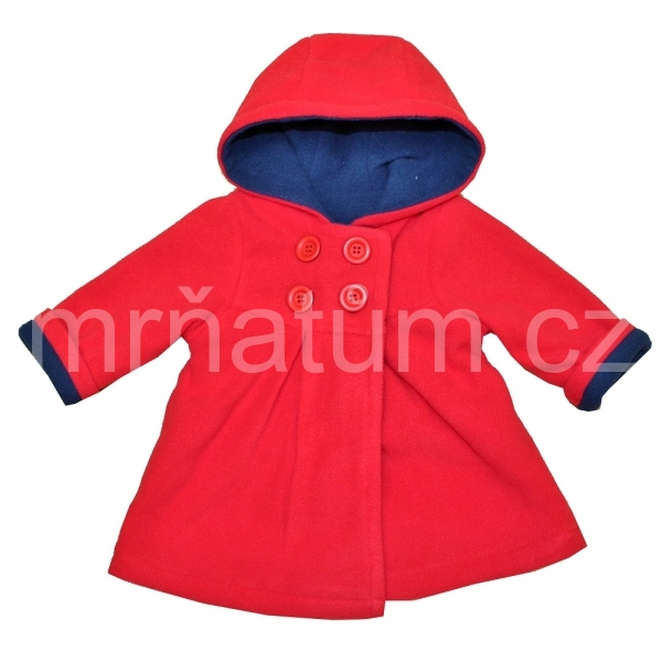 99c916553c8 Cutey Couture dívčí zimní kabátek