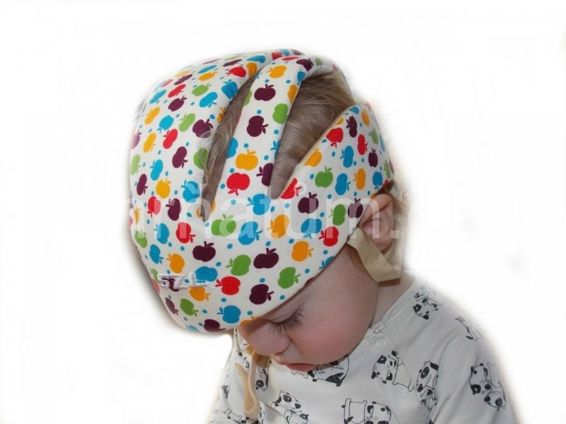 Ochranná helma pro kojence a malé děti