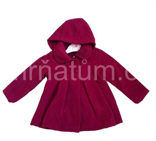 Batolecí dívčí kabátek Věk 24-36 (92- )