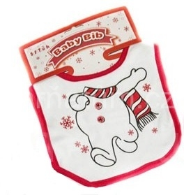 Soft Touch bryndák s vánočním motivem Motiv Sněhulák
